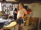 Naked Laundry Day