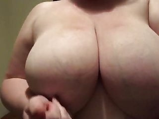 video: My girl touching her boobs