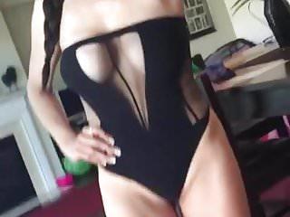 Sexy Fitnes Milf