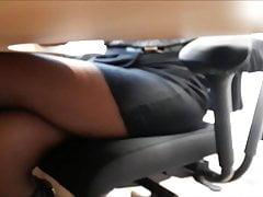 debajo del escritorio IV