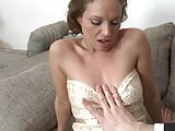 Beautiful mom suck and fuck big dick