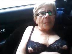 Großmutter in großer Not