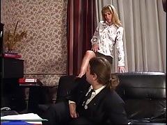 Ruský nylonový fetish sex