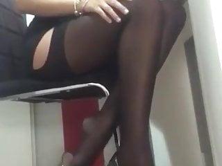 Sexy Secretary Stockings