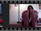 I need you to pamper my ebony feet