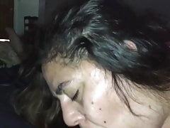 Żona uwielbia cum