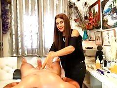 CFNM sexuelle Massage Teil 2