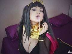 Tharja Fire Emblem Bad Dragon suck fuck creampie