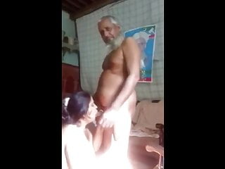 Granny Pussy Cheating video: gEo bAbA