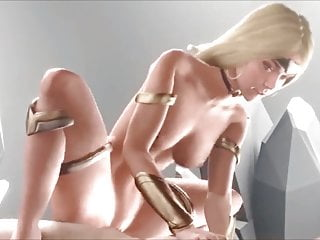 Big Tits Bisexual Cumshot video: Comic Lust