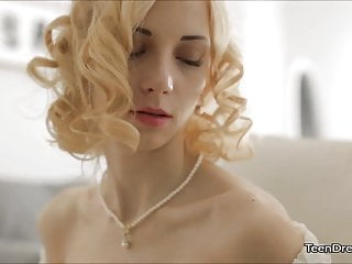 Teens Amateur porno: Hot Pussy Teen Jennas Solo Masturbation