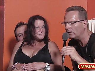 德國業餘成熟的swinger夫婦