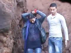 Araber mischen