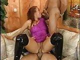Janine La Teen hot threesome