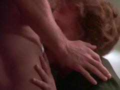 Attrice matura che bacia un cazzo