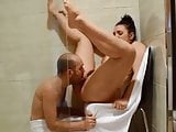 AMATEUR ARAB COUPLE HAVING FUN