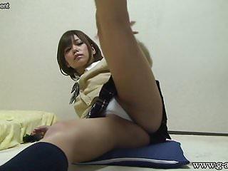 日本女學生Hikaru Upskirt偷窺者