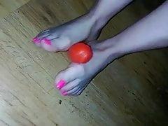 Foot Job Teaching 7