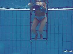 Culotte volante sous l'eau de Marusia