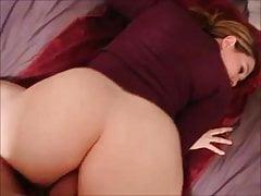 Amatorskie creampie analne z dużym tyłkiem