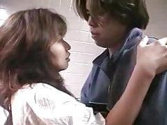 Japanese Boyfriend Fuck GF Mom