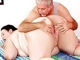 BBW Valhalla Lee Gets Orgasmic Massage