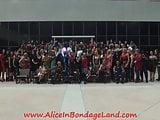 DomCon FemDom Convention Group Photo Fetish Dominatrix BDSM