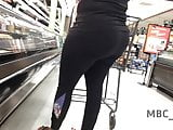 Krogers Ghetto booty in SPANDEX