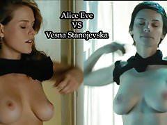 SekushiLover - Celebrity Tits vs Tits: Série 2