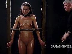 Nataly Gold canné et serré