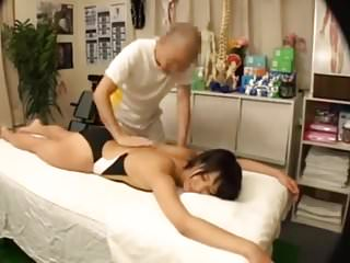Asian Japanese Massage video: japanese pretty girl