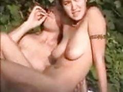 Zbyt gorący seks na plaży nago