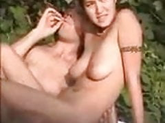 Demasiado caliente playa desnuda sexo