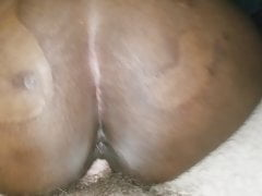 Interacial saftige Muschi