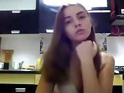 Elizabeth Douglas camels on webcam