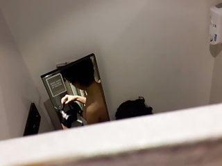 Tits Arab Voyeur video: Spying Dressing Room Hot Curls