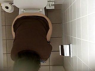 Hidden Camera Hd Videos video: office Wc Spy Cam (Hidden cam cowoker) Tatjana K 1