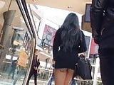 Black Micro Skirt