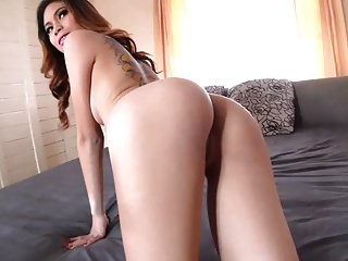 Slender 18 year old Thai Creampie