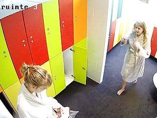 Voyeur Hidden Camera movie: Hidden camera in the locker room 14