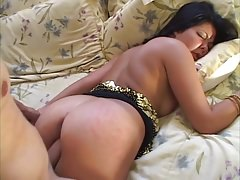 Anal Cream Pie Hardcore Amator Sucking and Fucking