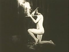 Le modèle de rêve des artistes 1927
