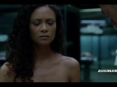 Thandie Newton w Westworld - s01e06