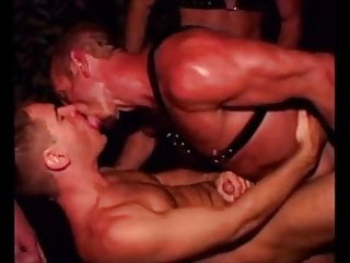 .Raw orgy.