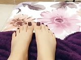 Iranian feet