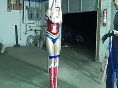 Sexy Superheroine 36