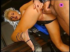 sandra russe taxi anal