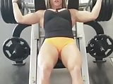 fetish muscle woman