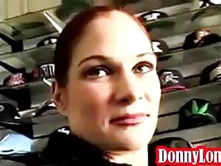 Donny Long tag teams cheating milf mom head