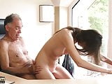 Old And Young – Fresh Teen Fucks Her Older Boss At Office